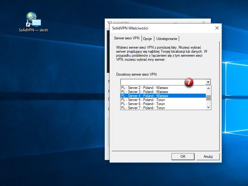 Konfiguracja vpn w windows 10
